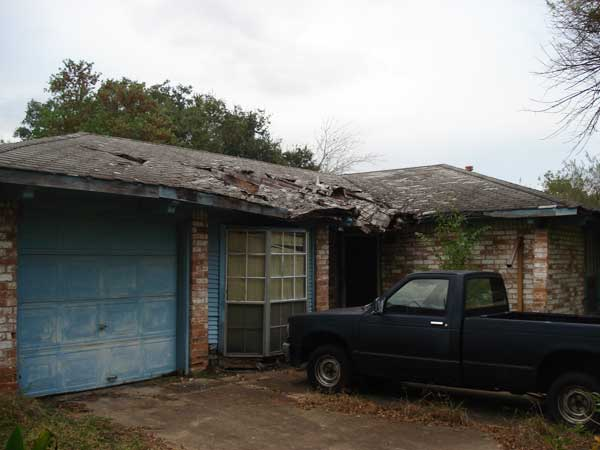 Houses always have some repair or maintenance issues that will reduce the value.